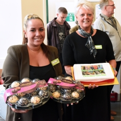 Syrita and Jill - Asda Cheltenham Community Champions