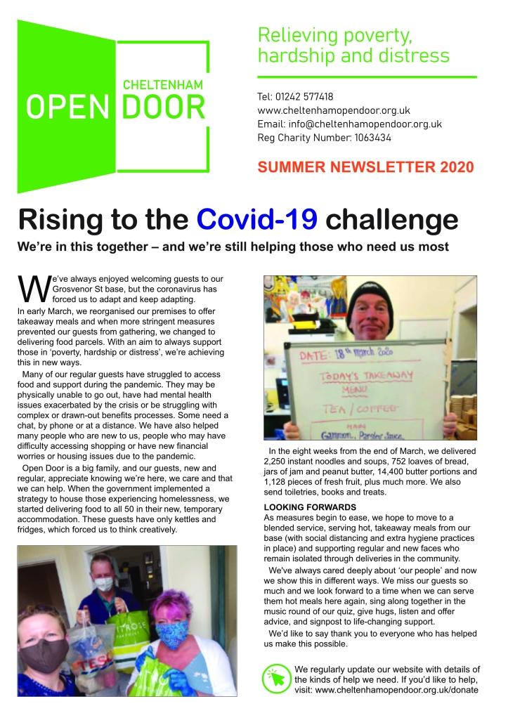 20200702 RR 2020 Summer newlstter page 1 for website